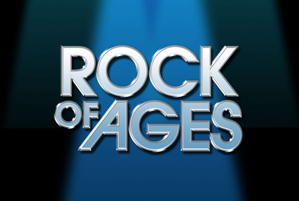 Rock of Ages Logo Title