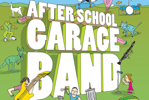 Scott Wheatley – <em>After School Garage Band</em>